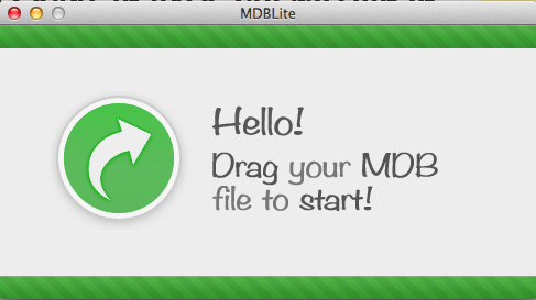 MDBLite on the Mac App Store