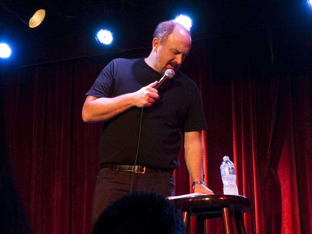 Louis C.K. at the Bell House on 9/30/2011
